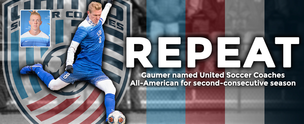 Gaumer Named Third Team All-American for Second-Consecutive Year