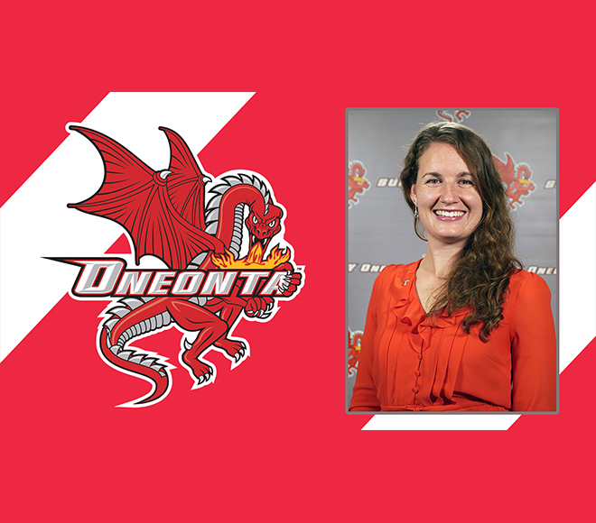 Ashley Coyle named Oneonta women's volleyball coach