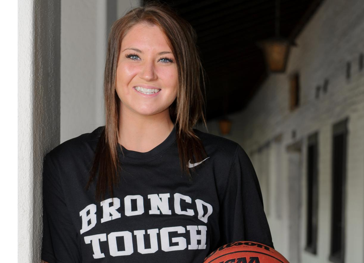 Women's Basketball's Katie Hawkins Talks About Her New Lifestyle as a Bronco