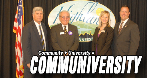 Community joins with Tech Athletics for Communiversity Night Thursday