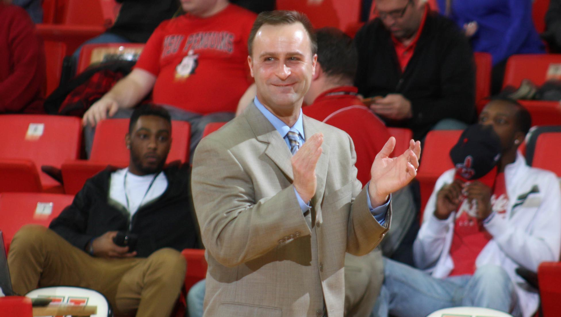 Michael Wernicki Named Youngstown State Associate Head Coach