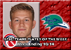 Nick DiCairano-Endicott, CCC Football: Special Teams Player of the Week