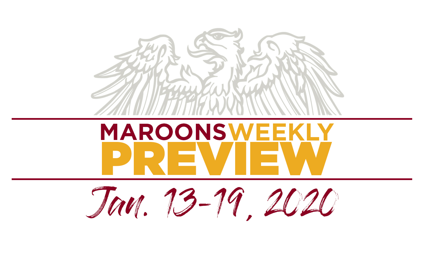 UChicago Athletics Preview: January 13-19