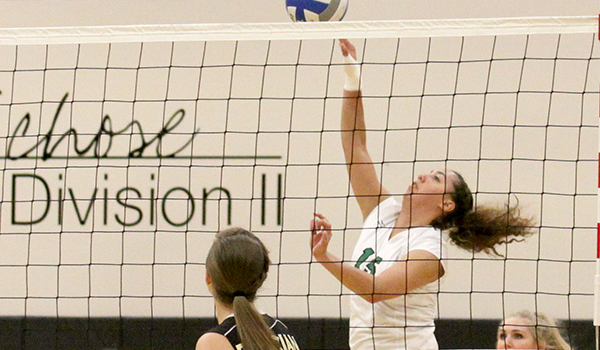 Wilmington Volleyball Earns First Win but Splits Final Day at ESU Invitational