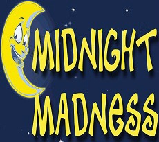 MIDNIGHT MADNESS THURSDAY, OCTOBER 31