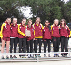 Athenas Win West Regional, Stags Finish Third