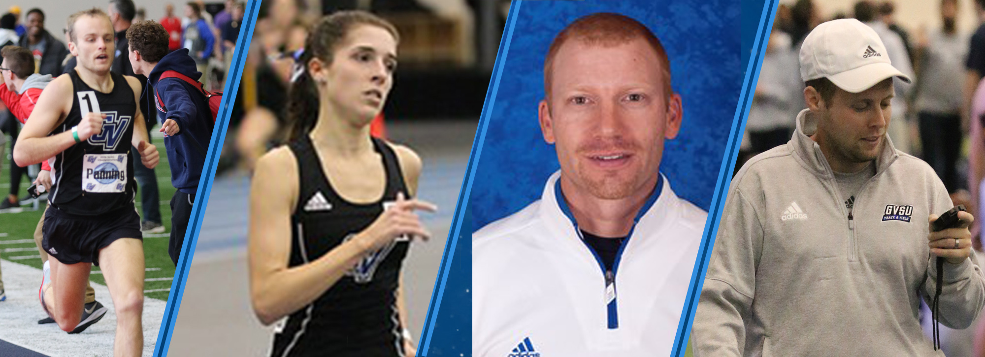 GVSU's Panning, Ludge, Baltes and Watson receive special USTFCCCA honors