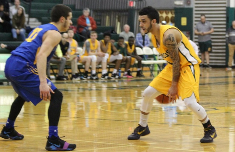 Men Beat Alfred State, Maintain Winning Ways vs. Division III Foes