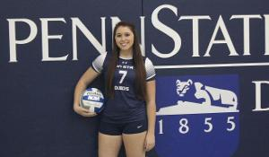 PSUD volleyball drops pair of conference games to start conference play