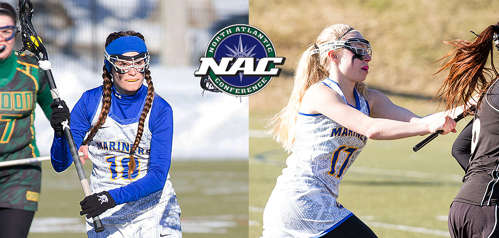 Cooper Named to All-NAC Second Team; Maxwell Named to Sportsmanship Team