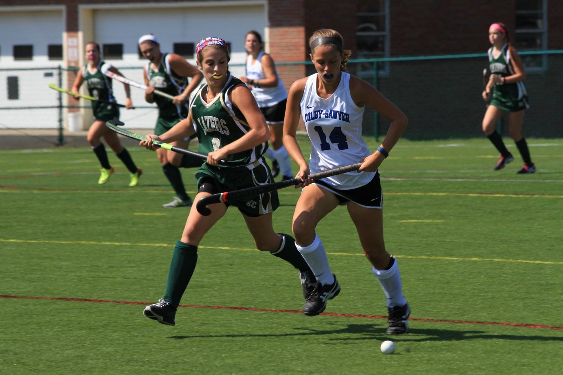 Second Half Surge Leads Colby Sawyer Past Field Hockey