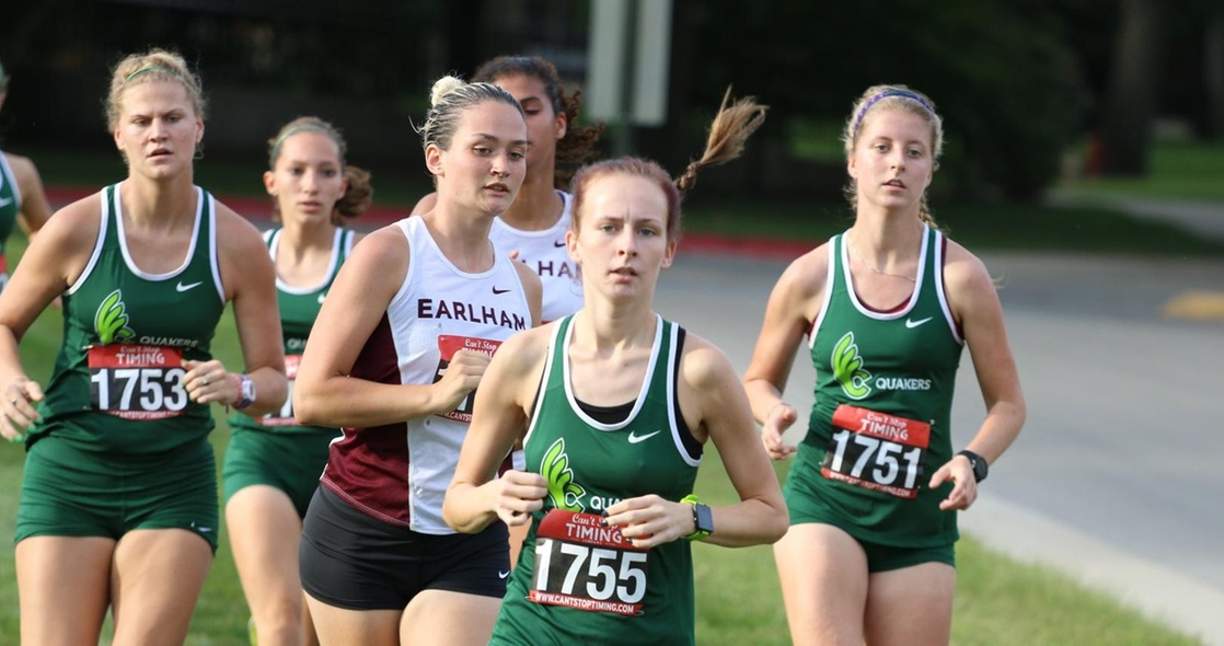 Women's Cross Country Travels to Cedarville for Invitational Saturday