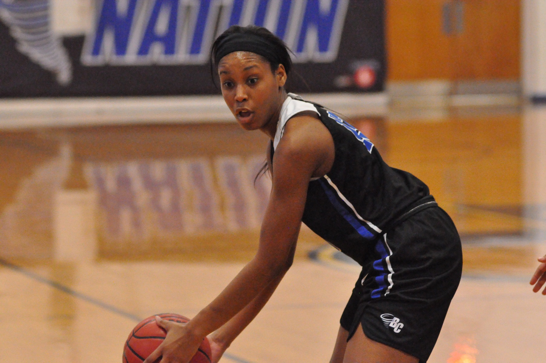 Hot Shooting Leads Brevard Past LaGrange