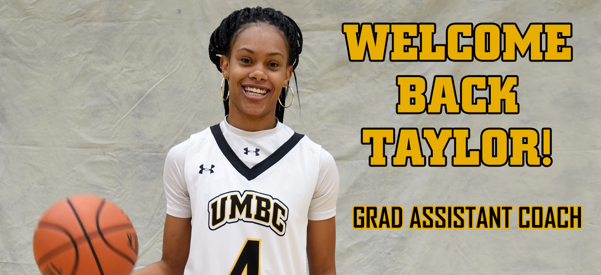 Former UMBC Women's Basketball Standout Taylor McCarley Named Graduate Assistant Coach