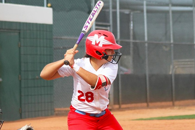 Sammy Quezada went 2-2 with a two run homer and a walk in game one against Chandler-Gilbert. (Photo by Aaron Webster)
