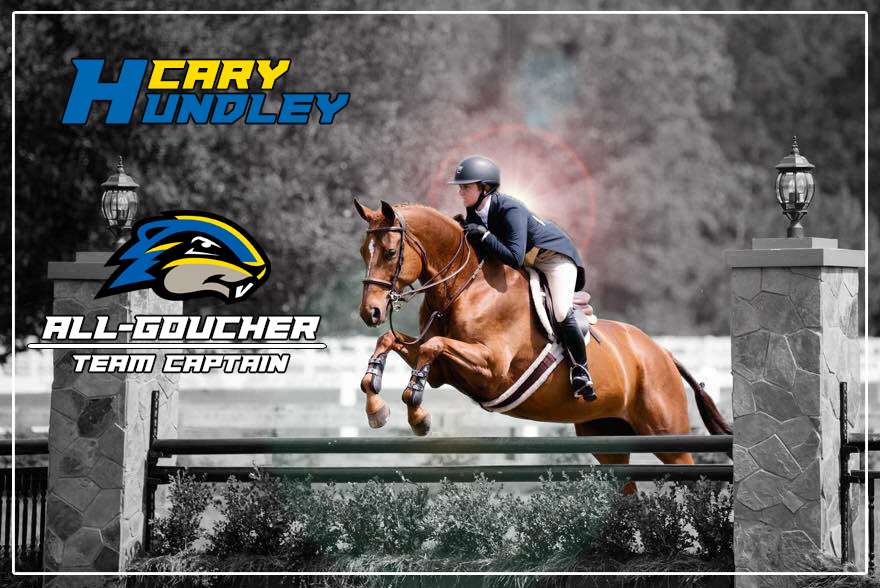 Hundley Named Captain of the All-Goucher Team for Second Consecutive Year