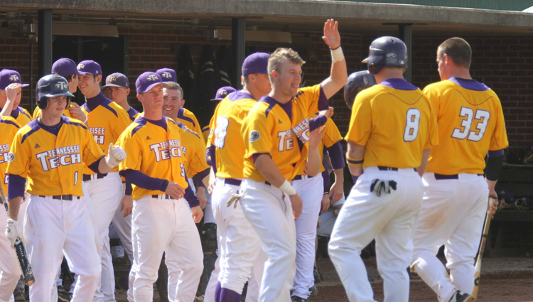 Tech baseball finishes near top in multiple NCAA statistical categories