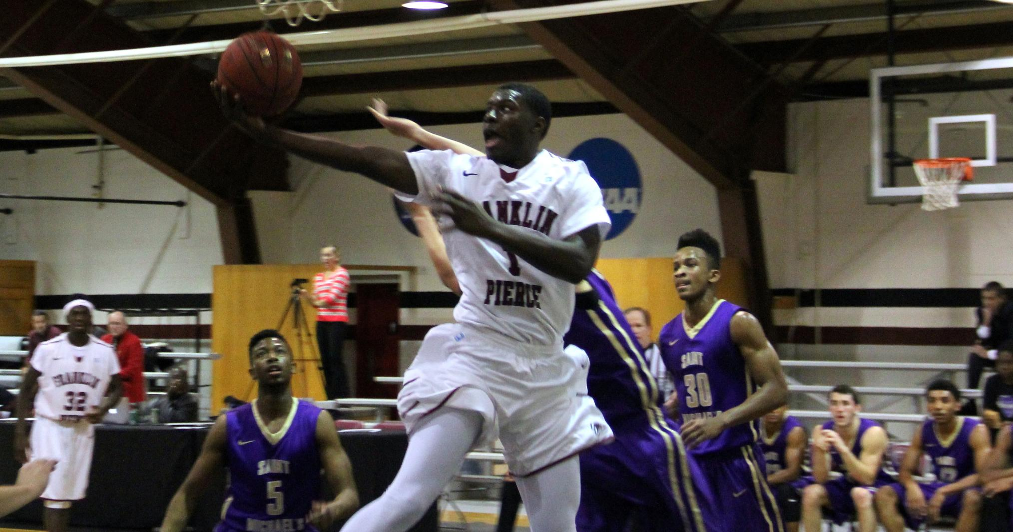 Bench mob pumps Men's Basketball to win against Felician, 81-63