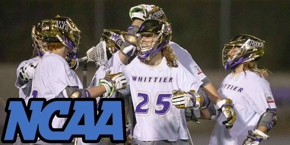 Men's Lacrosse moves up in National Statistics