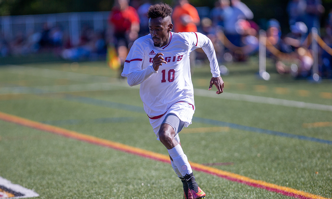 Men's Soccer Unable to Rally Past Lasell