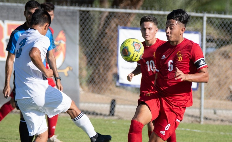 COD Men's Soccer will travel to  #6 Oxnard Saturday in SoCal Quarterfinals