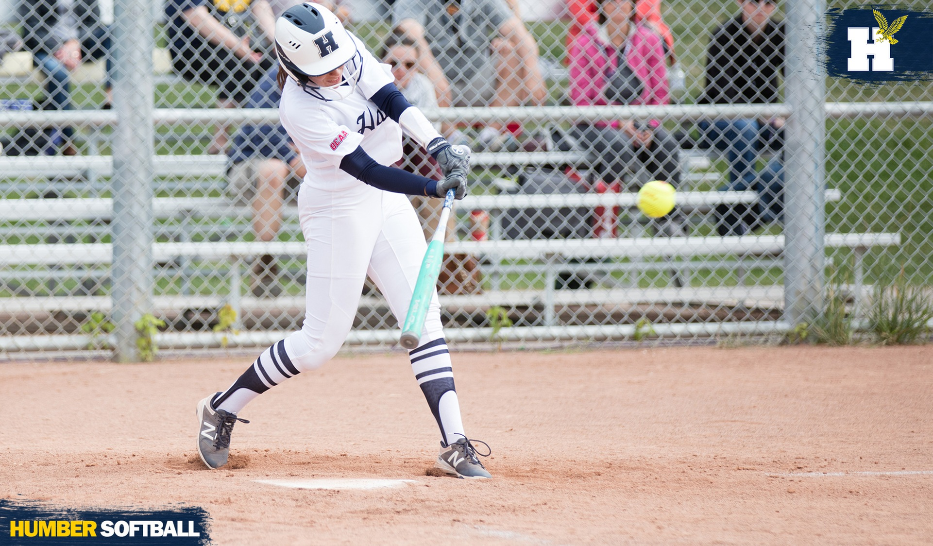 SOFTBALL FALLS TO DURHAM ON THE ROAD