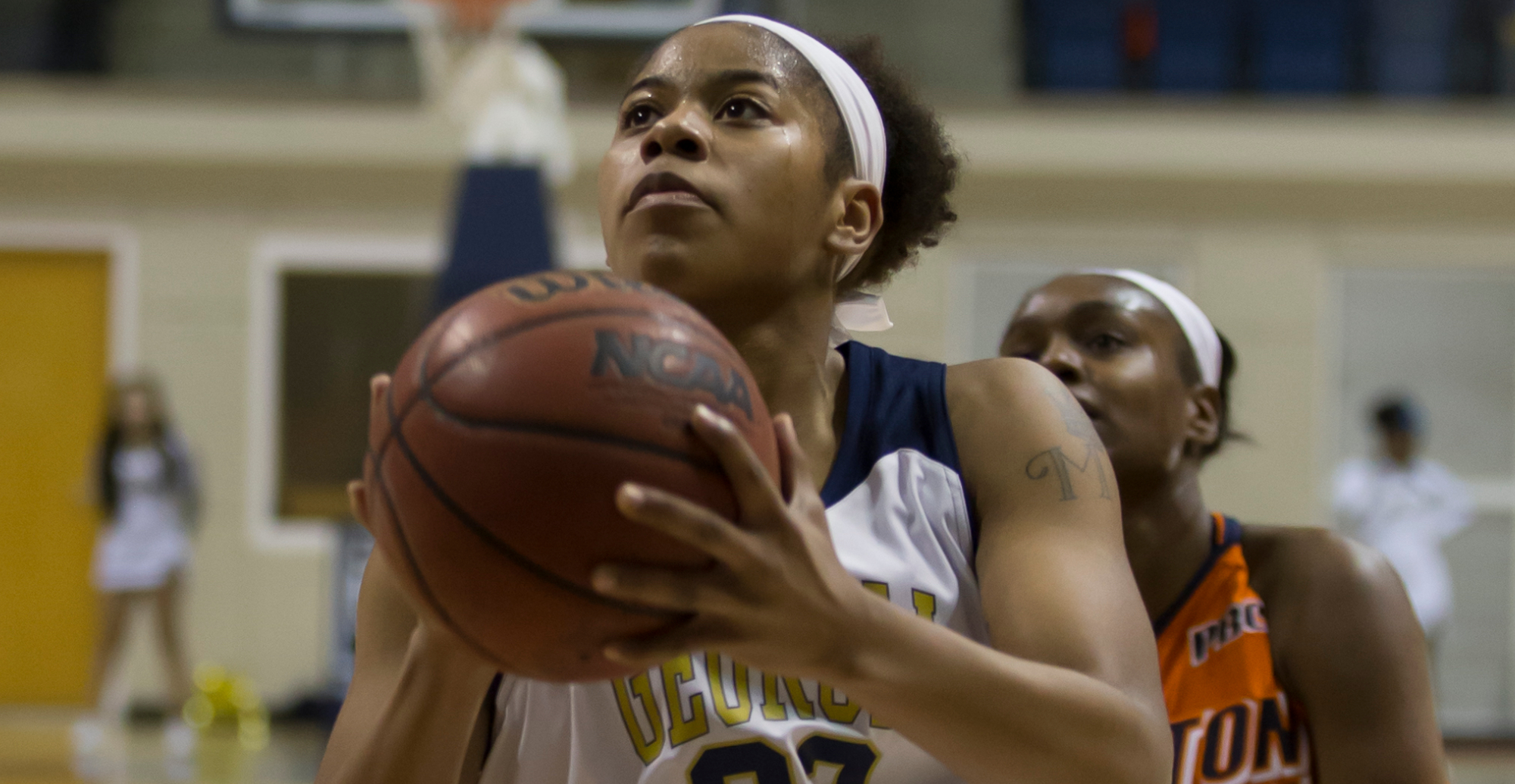 Trimble's Big Day Gives Lady Canes Important Win