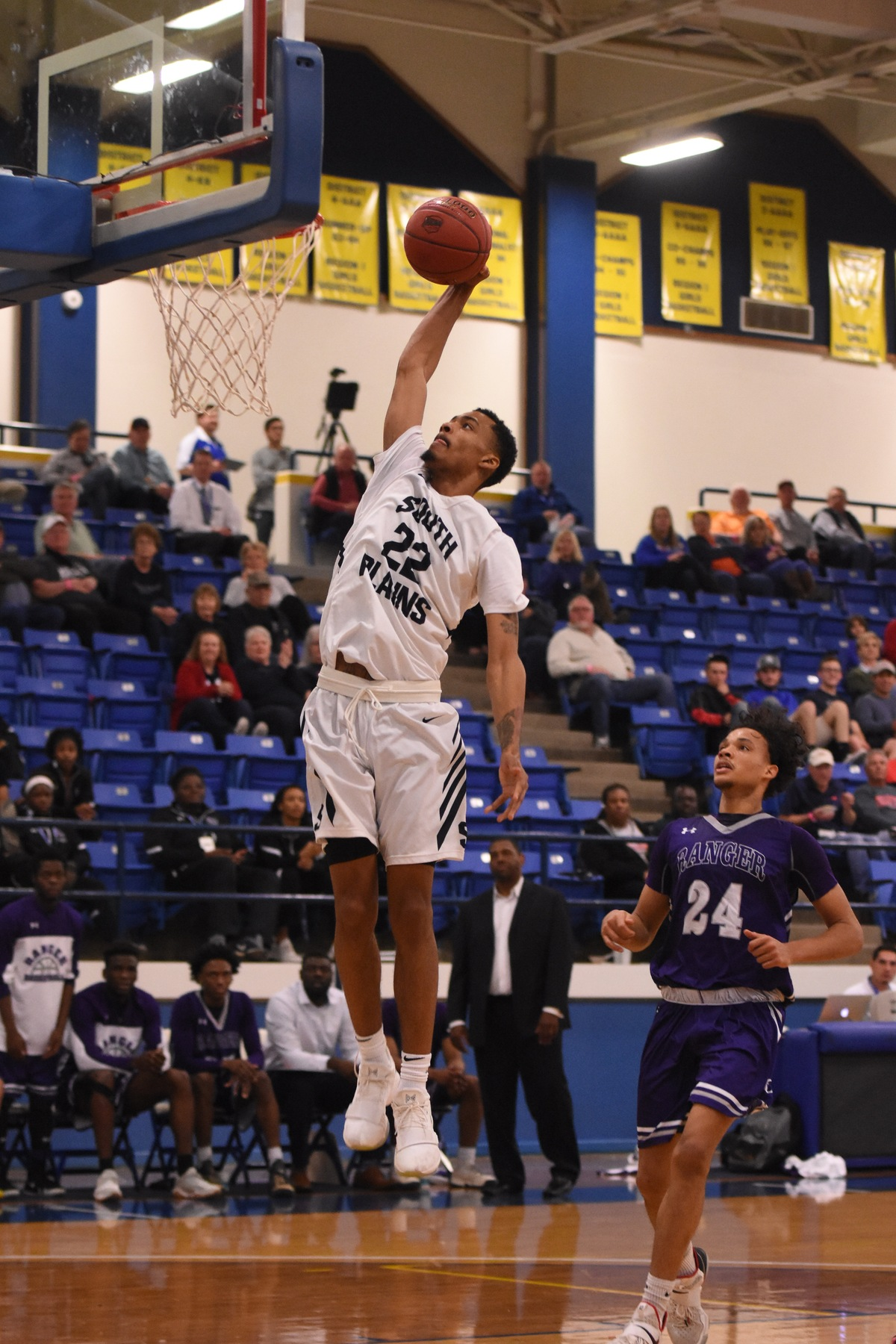 Texans dismantle Ranger 89-75 Wednesday in opening round of Region V Tournament in Wolfforth