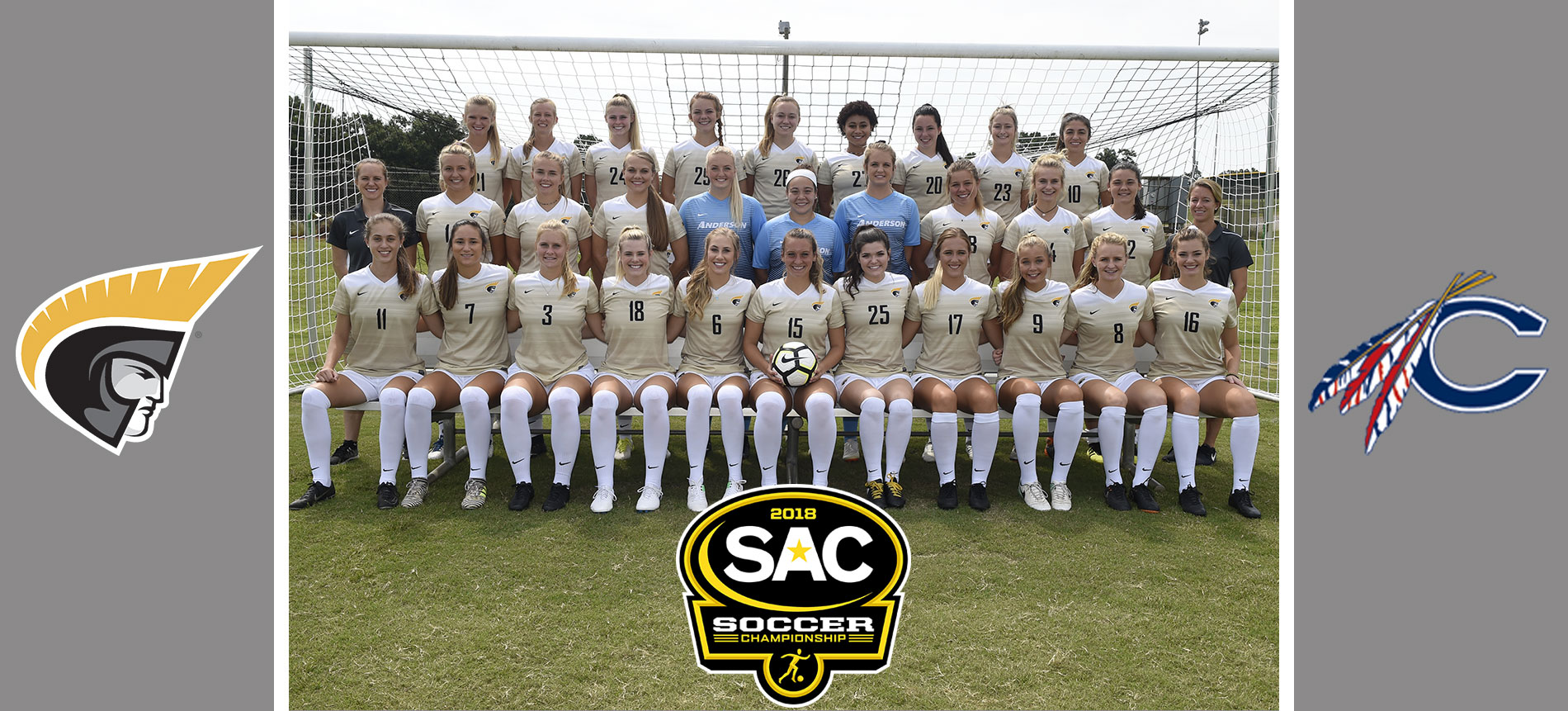 Women's Soccer is Set to Host Catawba for the SAC Championship Opening Round