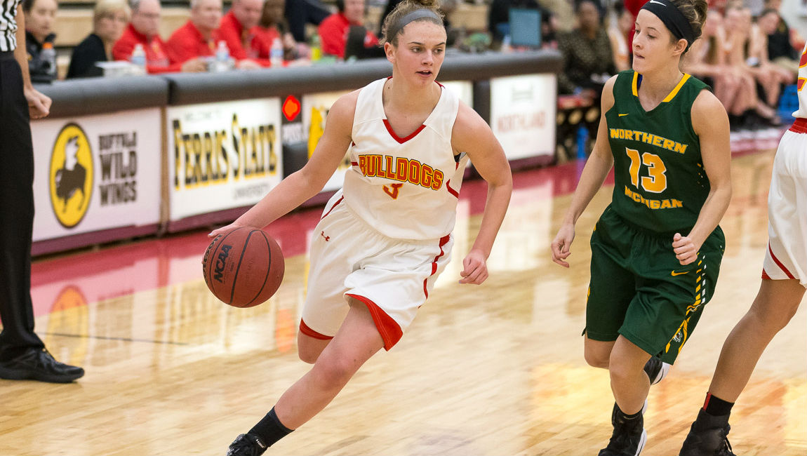 Ferris State Outscores NMU In Second Half But Comeback Falls Short At Wink Arena