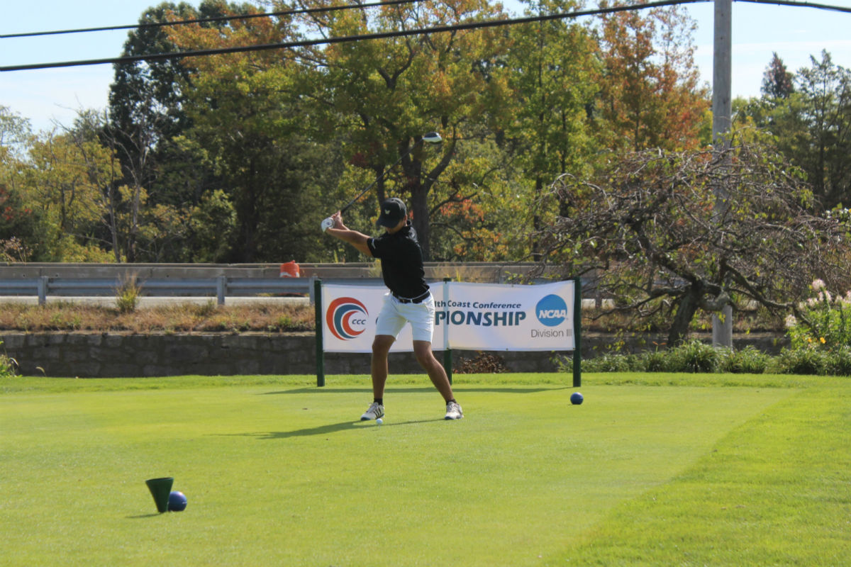 Golf Ties for Third at USM Fall Classic