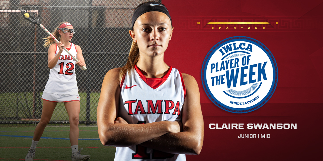 Claire Swanson Earns National Player of the Week Recognition