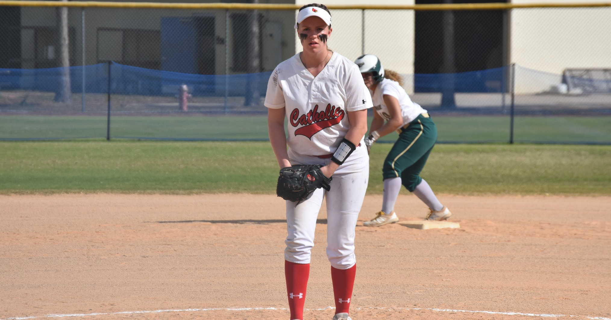 Catholic Drops Two Games to Cabrini University