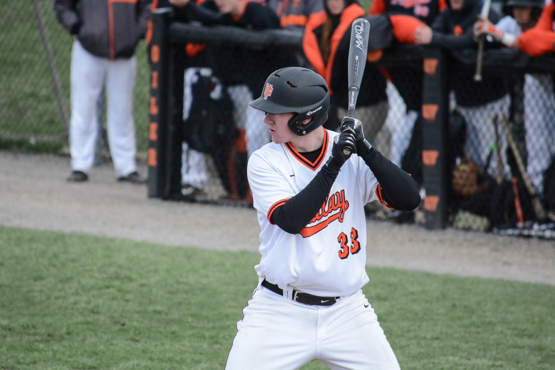 Oilers Drop Double-Header at Wayne State