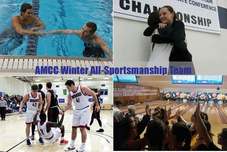 AMCC Sportsmanship Team Honors