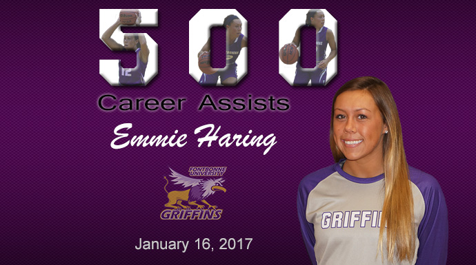Haring Notches 500th Career Assist