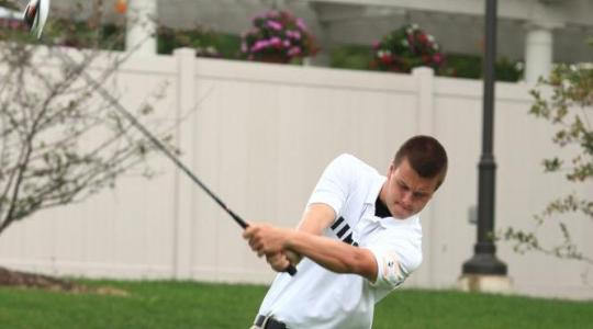 CUW golfers 9th at shortened Benedictine Invite