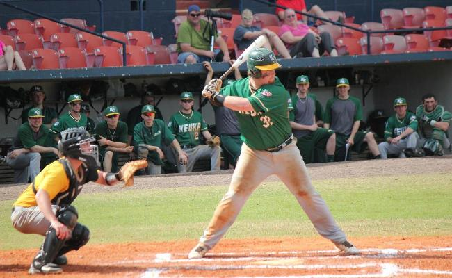 Freshman Brian Colbert and the Keuka College baseball team dropped an 11-3 decision to Wisconsin-Whitewater, the defending Division III national champions.