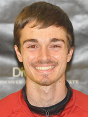 Robert Romano, Frostburg State, Men's Cross Country, Senior