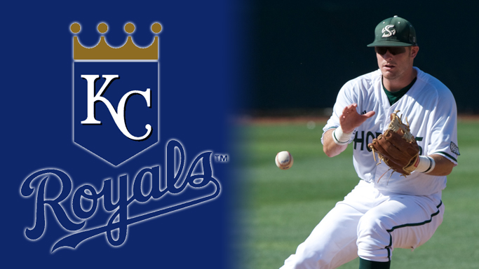 AYERS DRAFTED BY KANSAS CITY ROYALS