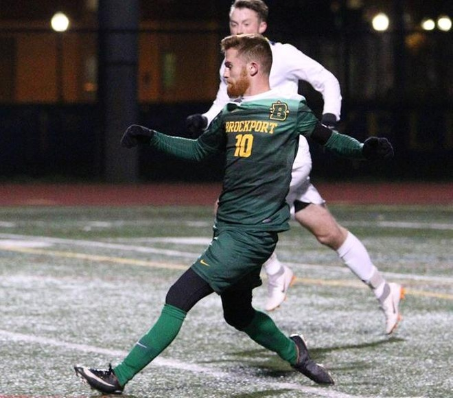 Brockport Men's Soccer Falls in NCAA Second Round, 2-0