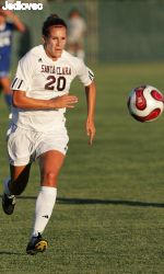 Bronco Women's Soccer Battles No. 1 Stanford and No. 2 UCLA This Weekend