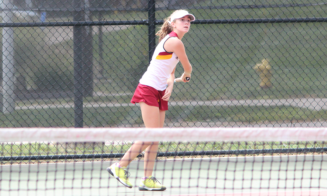 Women's Tennis Begins Season with Win