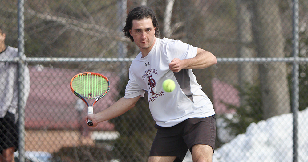 Men's Tennis Blanked at Le Moyne, 9-0