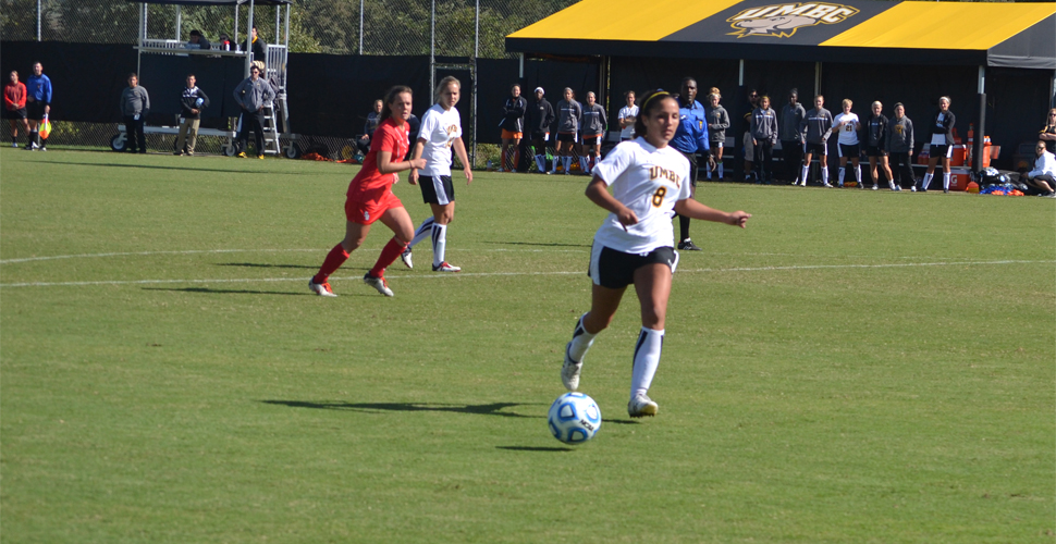 Women's Soccer and Stony Brook Draw in 2013 Title Rematch, 1-1