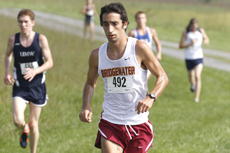 Men's Cross Country Places Sixth at Salisbury