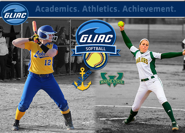 Lake Superior State's Amanda Maxon Named 2015 GLIAC Softball Player of the Year; Wayne State's Lyndsay Butler Pitcher of the Year