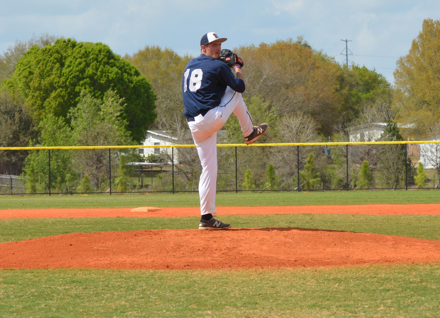 Baseball Enjoys Saturday Doubleheader Sweep at RIC