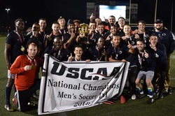 Golden Goal Lifts Penn State Brandywine to the USCAA Men's Division II Soccer National Championship