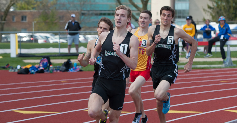 Storm Finish Strong at GLIAC Championships